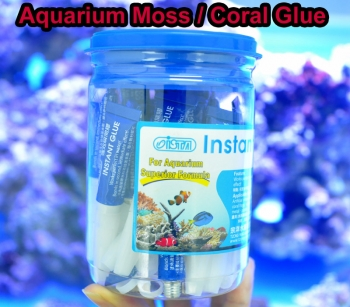 Aquarium SPS Coral Moss Glue