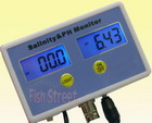 Aquarium Electronic Salinity Ph Monitor