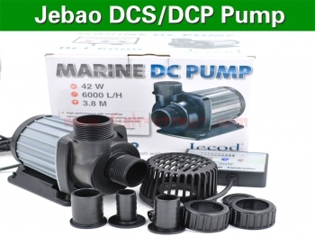 Jebao/Jecod DCT/DCS Water Return Pump US Delivery (CA/NJ Warehouse)