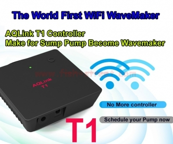 aqlink t1 wifi jebao adapter