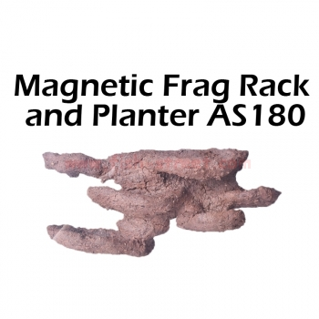 AS Rock - Magnetic Frag Rack and Planter AS180