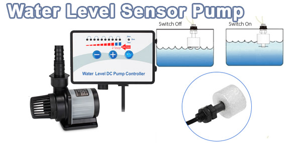 DCA2000 Water Level Sensor Pump