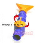 "Single Loc Line with Control Flow Valve 3/4"" Inch MPT Hose"