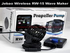 Jebao Wireless RW-15/PP-15/SW-15 Wave Maker (USA California Warehouse)