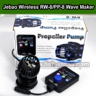 Jebao Wireless RW-8 Wave Maker (USA California Warehouse) / PP-8  Wave Maker